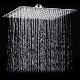 10 Inch 25 * 25 cm Square Top prysznic natryskowy Wysokociśnieniowa głowica natryskowa ze stali nierdzewnej 304