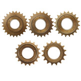 BIKIGHT 16T / 18T / 20T / 22T / 24T Bicycle Bike Single Speed ​​Freewheel Peças de roda dentada do volante