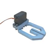 SNM2900ロボット機械式爪、MG996サーボRCロボットパーツ、サイエンスDIY用