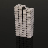 50pcs N48 Super Strong Block Magnets 10mm x 5mm x 3mm Zeldzame Earth Neodymium Magneten