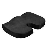 Almofada de espuma viscoelástica para viagens em forma de U Almofada ortopédica de proteção de cóccix Massagem Almofada de quadril