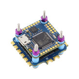 20x20mm XF20-F405 F4 OSD Flight Controller w/ Current Sensor & 35A BL_S 2-6S 4in1 ESC Stack for Reptile Cloud 149 HD RC Drone