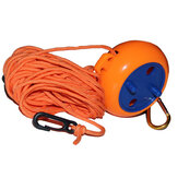 8m Emergency Rescue Line Outdoor Survival Camping Climbing Rope Telescopic Windproof Rope