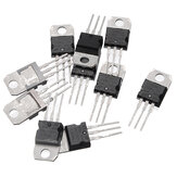 10 pcs L7805CV TO220 L7805 TO-220 7805 LM7805 MC7805 IC Asli