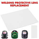 Welding Cover Lens Helmet Solar Clear Outer Protective Spare Plate Replacement
