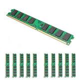10 ШТ. 2 ГБ DDR2-800 МГц PC2-6400 240PIN DIMM Память Материнской Платы AMD RAM
