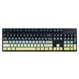 151 klawiszy Zestaw nasadek klawiszy oświetlenia polarnego Profil SA ABS Dwukolorowe nasadki klawiszy do klawiatury mechanicznej