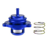 Soupape de décharge de turbo à recirculation bleue pour Ford Focus RS MK2 ST MK3 Z20LET