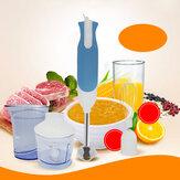 Moedor de carne multifuncional 220 V 300 W Cozinha elétrica Varanda Misturador para suco de leite infantil suplemento alimentar