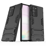 Bakeey for Samsung Galaxy Note 20 Ultra / Galaxy Note20 Ultra 5G Case Armor Shockproof with Stand Holder Back Cover Protective Case