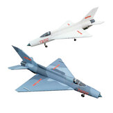 J-7 Fighter 810mm Wingspan EPP RC Airplane RC Plane Fixed-wing KIT with 70mm Ducted Fan