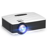 【Phone Same Screen Version】GA9  Mini LED Projector 1280x720P WIFI Multi-screen 2800 Lumens HD 3D  2000:1 for Outdoor Movie Indoor Home Entertainment Theater