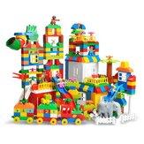 Μεγάλες δομικές μονάδες Εκπαιδευτικά παιχνίδια Παιδικά δώρα 225 τεμ