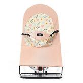 MUTONG MT-201956897 Pasgeboren babystoel Opvouwbare wipstoeltje Balance Soft Duurzame schommelstoel