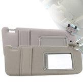 RIGHT hành khách bên xe Sun Visor Camry không có ánh sáng Vanity cho Toyota Camry 2007-2011