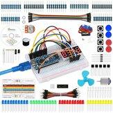 Geekcreit Strater Kit voor Nano Project met servomotor Jumper Draad Gedetailleerde tutorial voor Arduino UNO Mega 2560