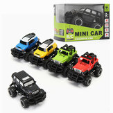 1:43 Four Channel RC Car Mini Off-road Vehicle 6146 Remote RC Car