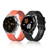 [Free Gift]Blackview X1 1.3 inch Tempered Glass Full Touch Screen 24h Heart Rate Monitor 9 Sport Modes 5ATM Deep Waterproof Smart Watch