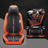 5シートカバークッションセット6Dサラウンド通気性高級カーシートプロテクター