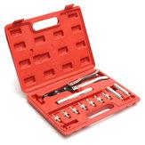 11pcs carro Óleo removedor e instalador kit de ferramentas de vedação de haste de vedação