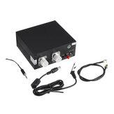 Interruptor transceptor e receptor SDR Antena Interruptor TR compartilhado Caixa com proteção contra descarga de gás 160 MHz