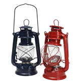 Vintage Oil Lamp Lantern Kerosene Paraffin Hurricane Lamp Light Outdoor Camping