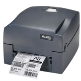 Godex Ribbon Printer G500U 203dpi Thermal Barcode Label USB Printer Stickers Paper Clothes Hang Tag