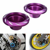 संशोधित मोटरसाइकिल सजावट Anticollision कप फ्रंट फोर्क कप