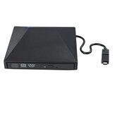 Wyskakujące zewnętrzne DVD-RW TYPE-C do laptopa PC