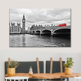 City Modern Canvas London Landschap Afdrukken Schilderijen Wall Art Picture Decor Unframed