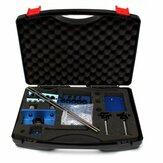 Cavilhar kit jig com 5 buracos para pinos, métricas 6 milímetros / 8mm / 10 milímetros para tratamento de madeira