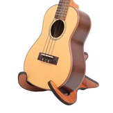 Wooden Collapsible Foldable Stand Holder For Ukulele Violin