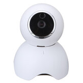 Wi-fi de segurança de rede CCTV IP câmera HD 720P Night Vision Pan & Tilt Webcam Home Security Camera