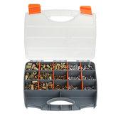 1000Pcs M3 M4 M5 M6 M8 M10 M12 Nussmutternmuttern-Werkzeugsets aus Edelstahl