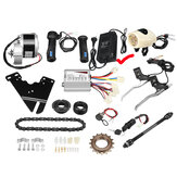 36V 250W Motorized Electric Motor Controller del motore con caricabatterie E-Bike Scooter Kit di conversione