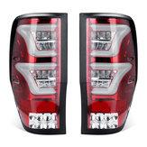 Par Lâmpadas de Luz de Freio Cauda Traseira Do Carro Para Ford Ranger T6 T7 XL XLT MK1 MK2 2012-2018
