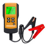 Digital 12V Car Batterie Tester Automotive Batterie Lasttestanalysator Spannung Ohm CCA-Diagnosewerkzeug mit LCD-Anzeige