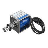 JF-0826B 12V DC 10mm magnétique magnétique 20N push pull électromagnétique solénoïde