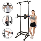 11 Positions Multifunctional Pull-ups Single And Double Bar Arm Training Adjustable Height Home Gym Strength Training Equipment