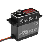 JX Ecoboost BLS6534HV 33KG Large Torque 180° CNC Digital Brushless Servo for RC Models