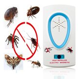 Electrical Mosquito Dispeller Ultrasonic Pest Repeller for Mouse Rat Bug Insect Rodent Control