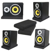 Studio Foam Monitor Isolation Pad Pads Soundproofing Foam Wall Tile