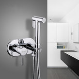 FRAPF7505GrifosdebidéLatón Cuarto de baño Grifo de ducha Bidé Aseo Arandela de ducha Conjunto de ducha mezcladora