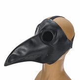 Halloween Bird Маска Клюв с длинным носом Косплей Вечеринка Стимпанк Маска Подарок