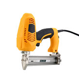 2300W Electric Cordless Nail Stapler Hand Operated Steel Stapler Nail Industrial Tools
