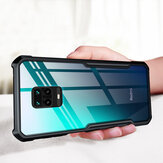Bakeey For Xiaomi Redmi Note 9S Case Armor Bumper Edge Anti-fall Transparent Soft TPU Protective Case For Xiaomi Redmi Note 9 Pro / Xiaomi Redmi Note 9 Pro Max