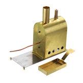 Microcosm Micro Escala Modelo de la caldera de vapor para la caldera de vapor G-1B Modelo Stirling Motor