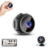 W8 1080P 360 ° WIFI USB Mini IP камера Подключение к точке доступа Инфракрасная сигнализация ночного видения Push 2 в 1 Беспроводное наблюдение с небольши
