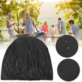 134x64.7x149.3cm BBQ Grill Cover Outdoor Camping Picnic Waterproof Dust Rain UV Proof Protector Barbeque Accessories