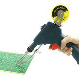 60W Elektro Lötkolben Einstellbare Temperatur Handschweißen Repair Tool
